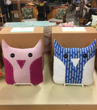 My Stuffie! Sewing Camp - Tues 8/7-Thur 8/9, 2-5pm - Owl & Drum