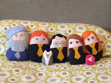 Harry Potter Stuffie Sewing Class - Friday 11/17, 5:30-8:30 pm - Owl & Drum