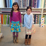 Fashion Sewing Camp II - Sewing with Knits Thursday 3/16, 10:30am-5:30pm - Owl & Drum