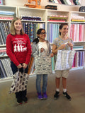 Kid's Sewing Workshop Friday 12/30 10am-noon - Owl & Drum