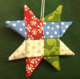 Kids & Family Holiday Sewing - Ornaments 12/17 10am-noon - Owl & Drum