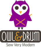 3 Hour Open Sewing -Wednesday 4/26, 5:30-8:30pm - Owl & Drum