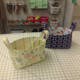 Intermediate Sewing Camp - Tuesday 7/25 & Wednesday 7/26, 12:30-5pm