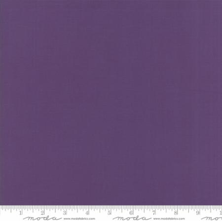 Concord Purple Bella Solids by Moda Fabrics