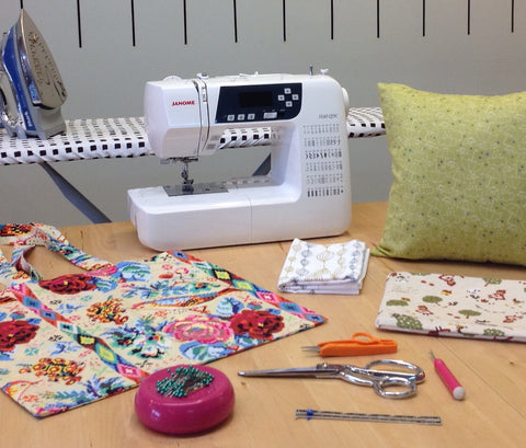 Kids Beginning Sewing Camp - Thurs 6/1 & Fri 6/2, 12:30- 5:00pm