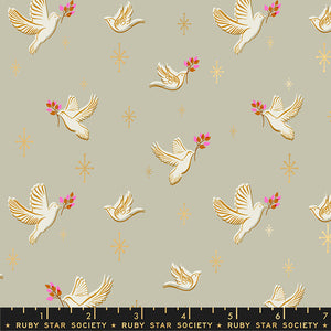 Doves in Wool by Alexia Abegg & Melody Miller