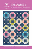 Hopscotch II Quilt Pattern by Quilty Love - Owl & Drum