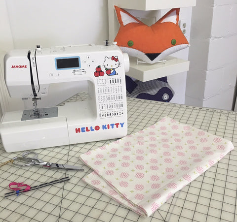 After School Sewing for Kids: Bed Pillowcase - at Retro Den! 1/26, 3:30-5:30