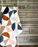 The Pivot Quilt Pattern by Modern Handcraft - Owl & Drum