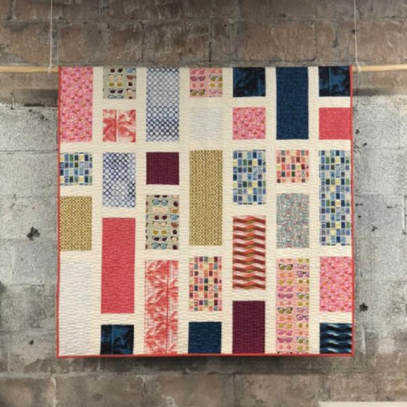 The Domino Quilt by Owl & Drum PDF - Owl & Drum
