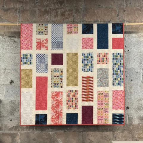 The Domino Quilt by Owl & Drum PDF