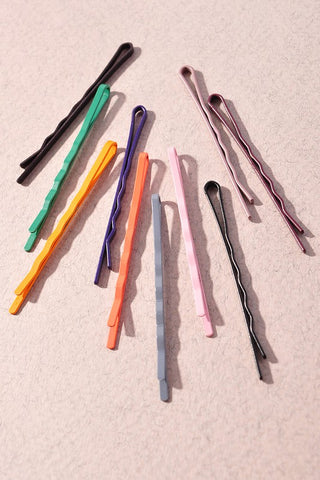 Color Theory Bobby Pin Set
