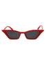 Supernova Cat Eye Shades - Cherry