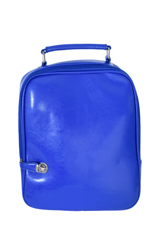Jetset Retro Airliner Mini Backpack - Blue