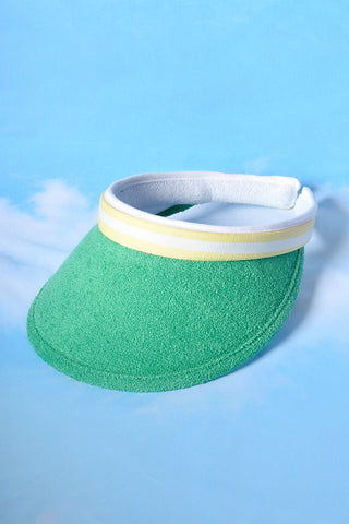 Life of Leisure Terry Cloth Visor