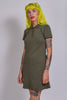 Tabbi Polo Dress - Olive