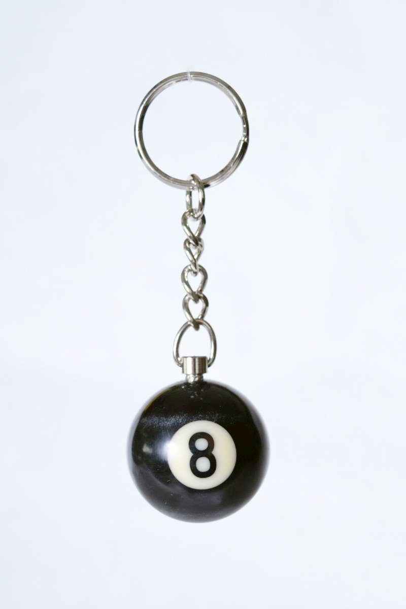 Lucky 8 Ball Deadstock Keychain
