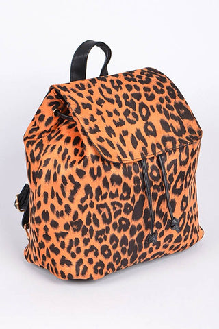 Wild Thing Orange Backpack