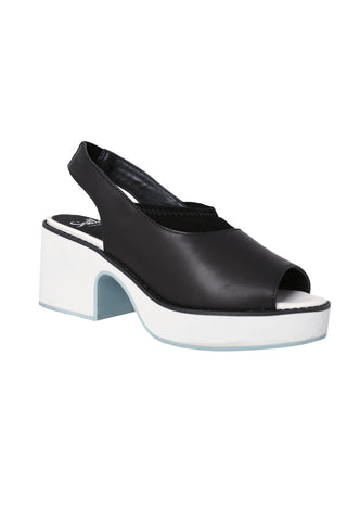 Shellys London Birken Platforms - Black
