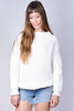 Charlotte Chunky Knit Sweater