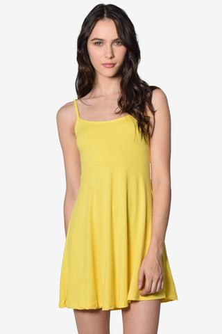 Sunshine Babydoll Dress