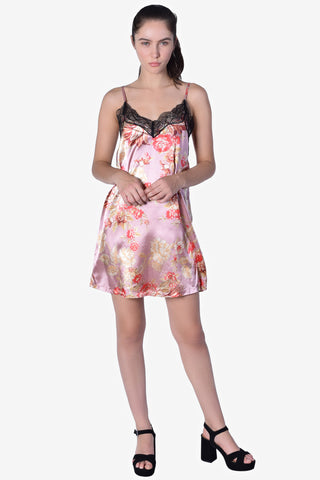 Never Been Kissed Slip Dress