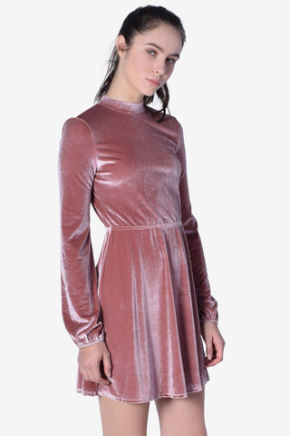 Veronica Velvet Mistress Dress
