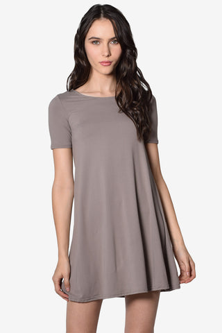 Ruthie Boxy T-Shirt Dress
