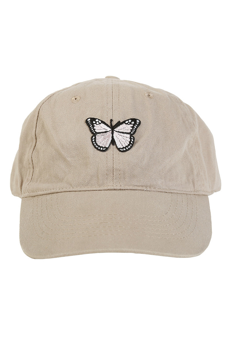 Butterfly Babe Hat