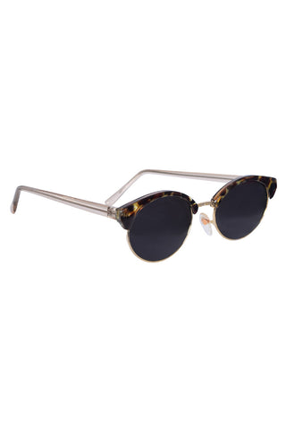 Veronica Deadstock Sunglasses - Brown