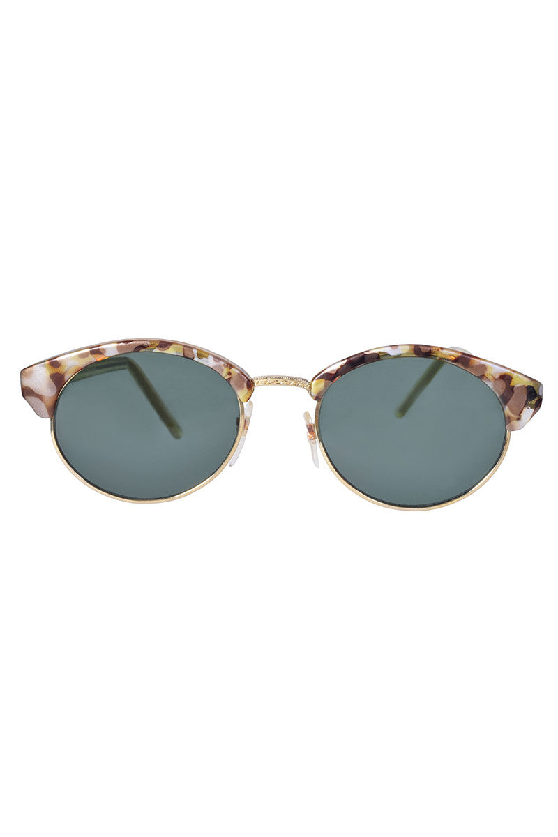Veronica Deadstock Sunglasses - Taupe