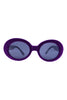 Velvet Underground 90s Sunglasses - Purple