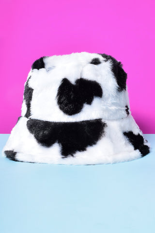 Dairy Queen Furry Bucket Hat