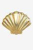 Hologram Seashell Bag - Gold