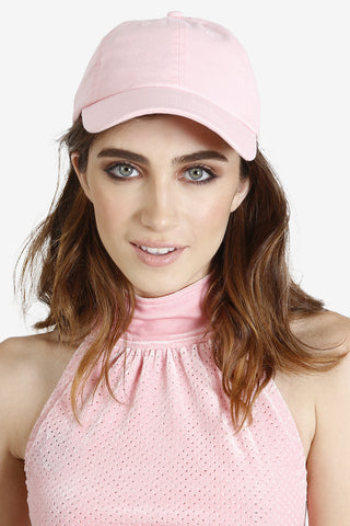 BB Girl Pink Ball Cap
