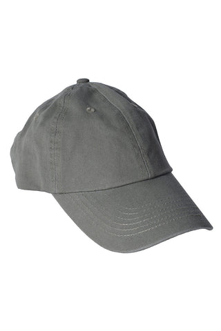 BB Girl Olive Green Ball Cap