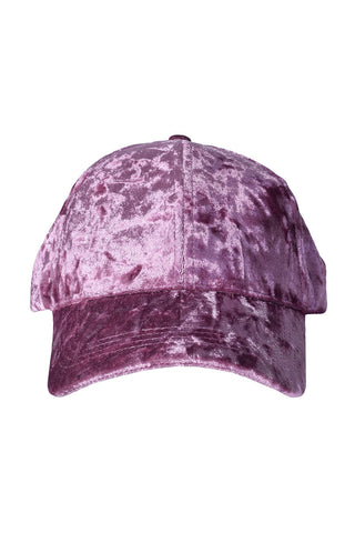 Velvet BB Girl Hat - Rose