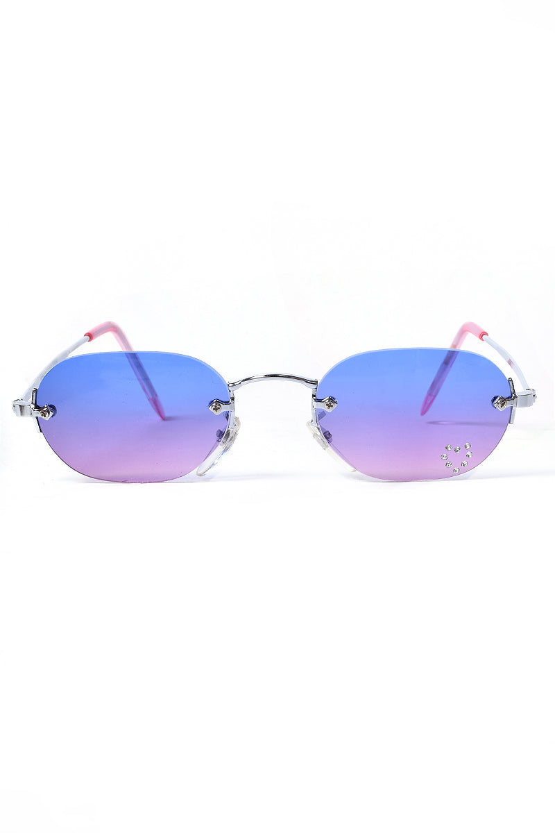 Deadstock Jewel Heart Sunglasses