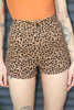 Leo Queen High Waist Shorts