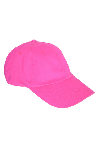 BB Girl Hot Pink Ball Cap