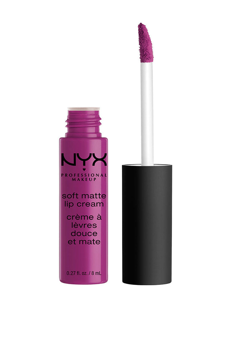 NYX Intense Soft Matte Lip Cream - Seoul