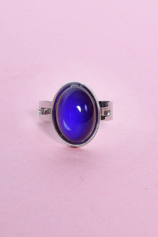 Deadstock In The Mood Oval Ring