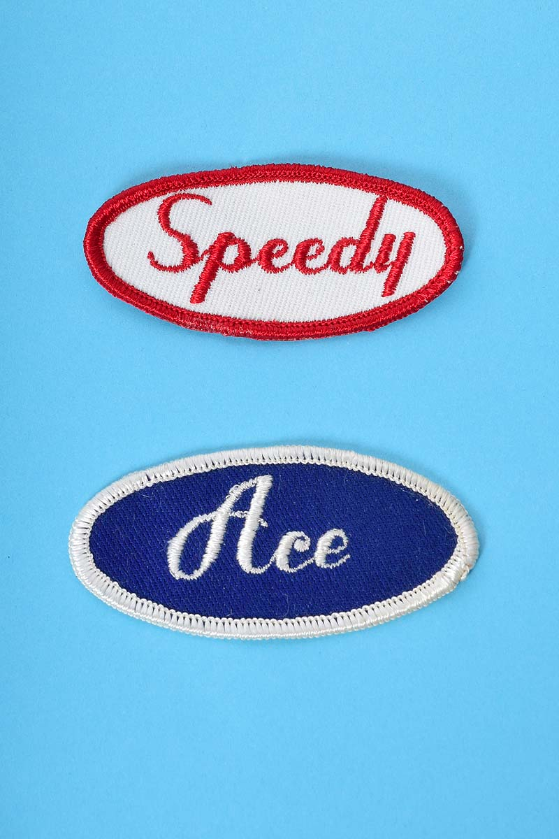 Deadstock Random Name Patches