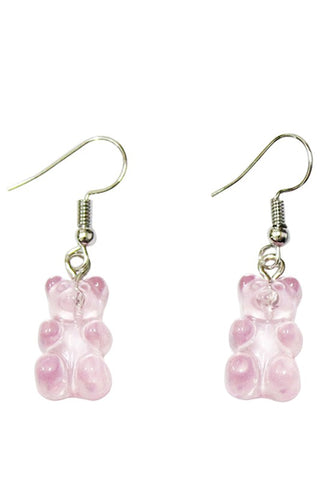 Yummy Gummy Bear Earrings