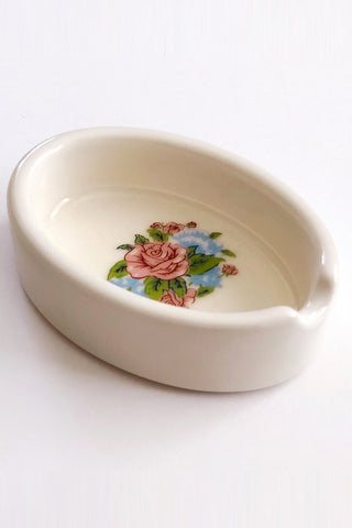 Pink Rose Ashtray by Ritual & Rose