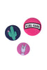 Girl Power Pin Pack