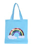 Rainbow Patch Tote