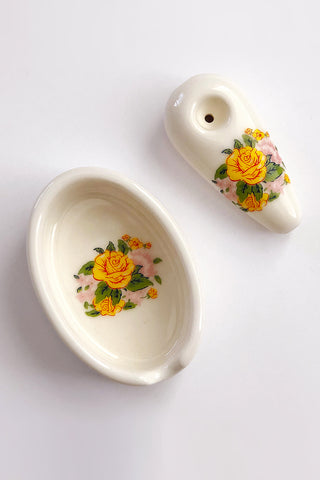 Pipe and Ashtray Set 2 Piece Set by Ritual & Rose
