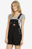 Over It Deadstock Overalls - Black
