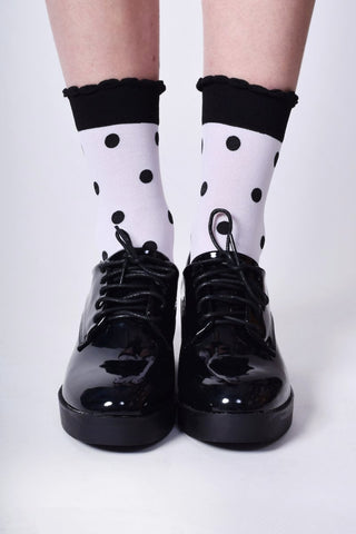 Spots & Dots Ankle Socks